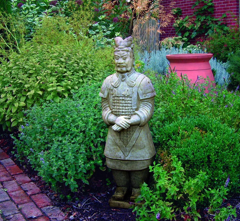 Terracotta Warrior Statue Garden Ornamnents