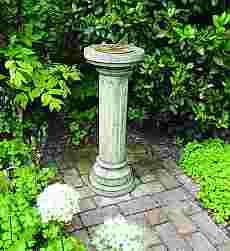 Stone Garden Sundials and Armillary