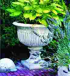 Garden Urns and Vases