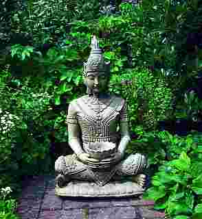 Buddha Garden Ornaments and Statues